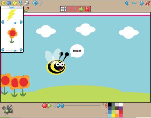 Bee scene-01