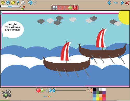 Viking scene-01