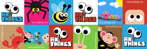 Bett-stickers
